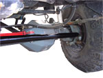 Front Diamond Axle