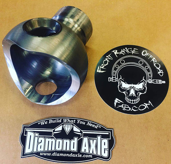 Diamond Axles - Welcome